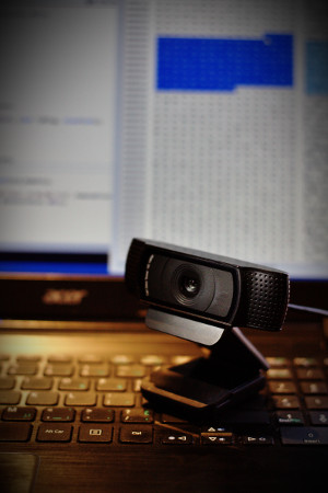 Hackers can access your webcam